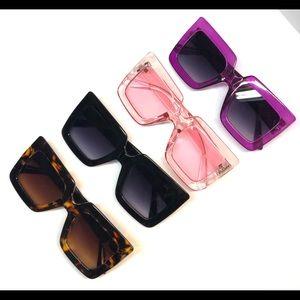 Designer Inspired Sunglasses. Multiple Colors